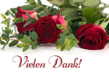 Rote Rosen: Vielen Dank!