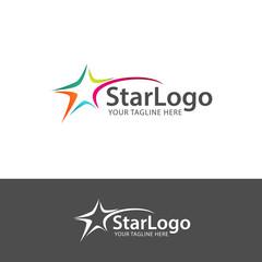 Star Logo concept