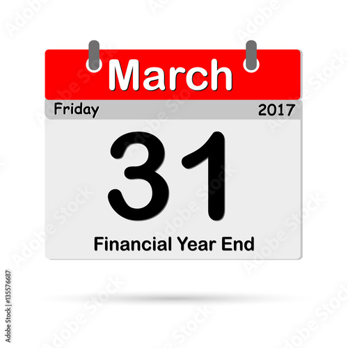 Calendar Year End : Quot calendar the fiscal year end of march stock