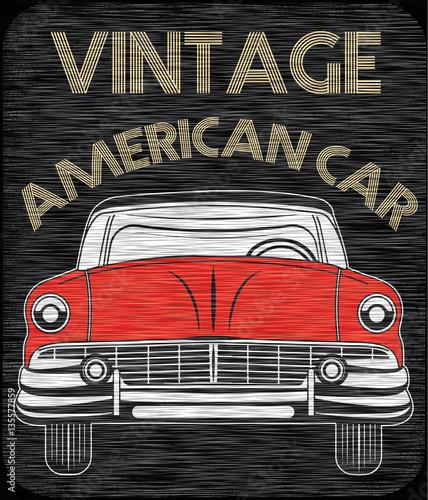 Classic garage american car immagini e fotografie for American classics garage