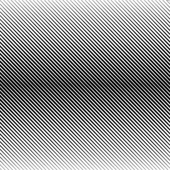 Vector abstract halftone black background. Gradient retro line pattern design. Monochrome graphic