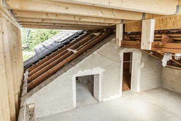 Dachbodenausbau Stockfotos Und Lizenzfreie Bilder Auf Fotolia Com