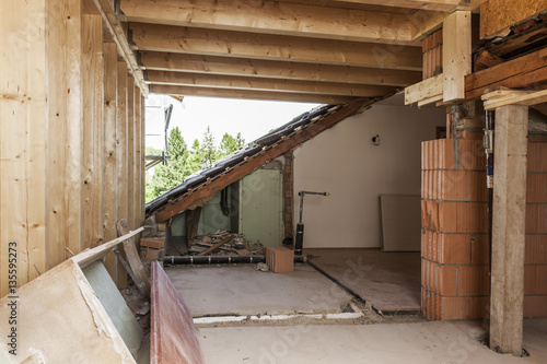 Dachbodenausbau Stock Photo And Royalty Free Images On Fotolia Com