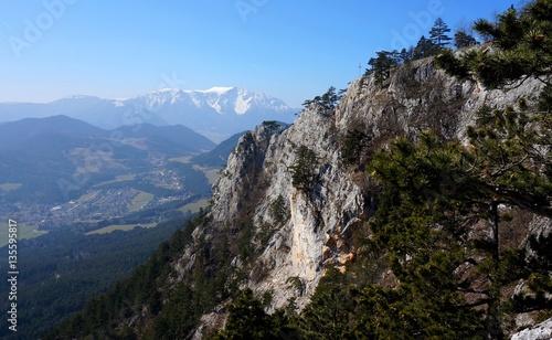 Schneeberg aussicht hohe wand stockfotos und lizenzfreie for Goldene hohe schneeberg