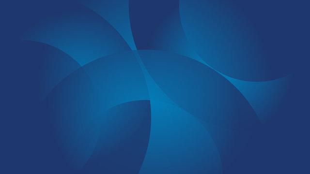 Trio Blue hoops