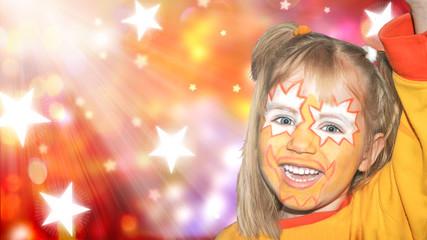 Farben, Feiern, Kinderfest