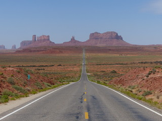 Monument Valley Route 163