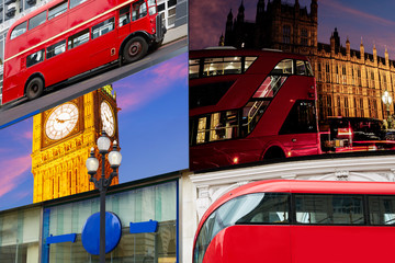 Piccadilly Circus London digital photomount