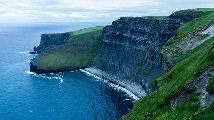 Penhasco de Moher na Irlanda