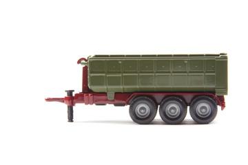 toy semi-trailer