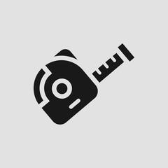 measure tape icon.