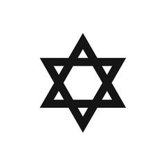 paganism star icon.