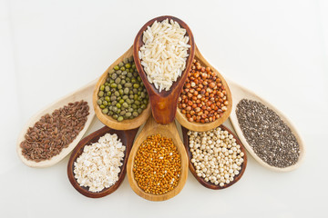 Millets form a group of several cereal crops with small seed, possess a high protein content and require little water to grow. This is also a cereal of solid economy
