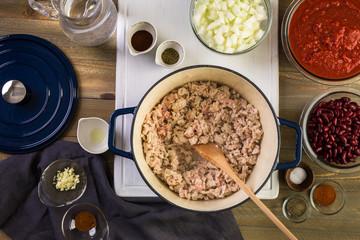 Turkey chili