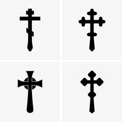 Blessing crosses