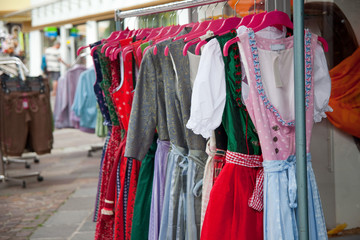 Tyrolean dresses