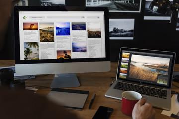 Photography Ideas Creative Occupation Design Studio Concept