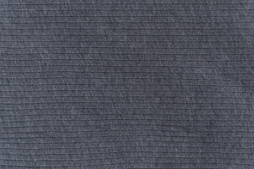 Close up gray fabric texture. Background