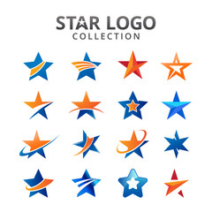 star collection logo