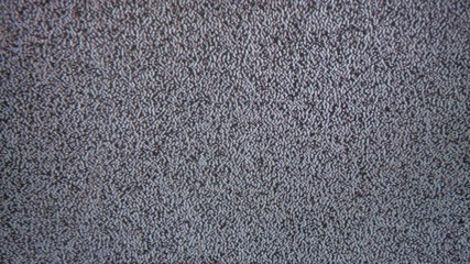 noise interference tv bad signal screen the television