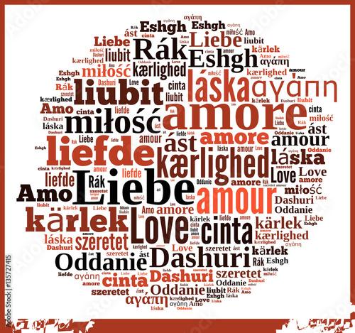 Liebe In Verschiedenen Sprachen