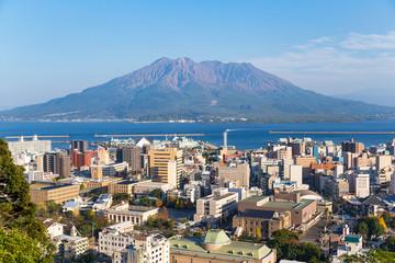 Volcano Sakurajima
