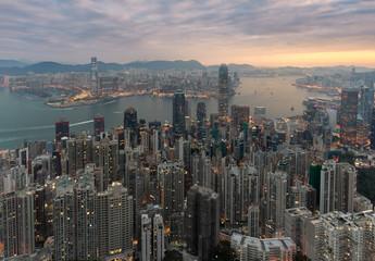 Victoria Harbor - Hong Kong