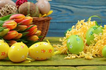 dekoracja na święta Wielkanocne