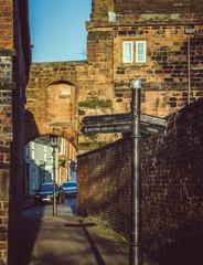 Carlisle signpost