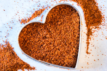 Heart healthy ground cayenne