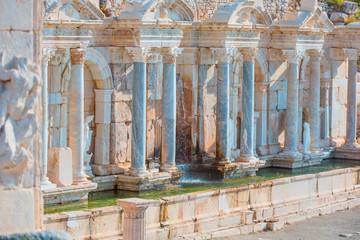 Sagalassos Ancient City in Burdur