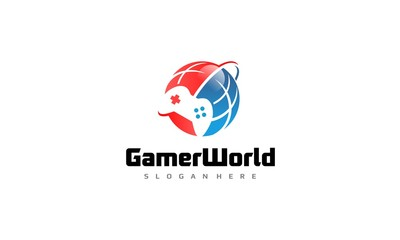 Game World - Gamer Logo