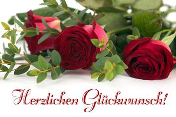 Rote Rosen: Herzlichen Glückwunsch!