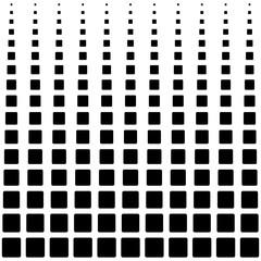 Black rounded square background design
