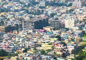Vizag cityscape