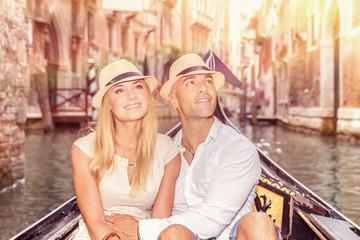 Romantic travel to Europe