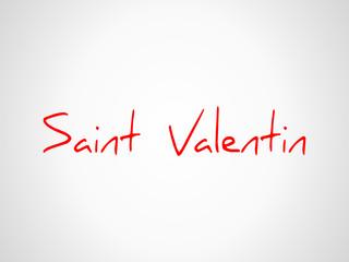 Saint Valentin 14 février