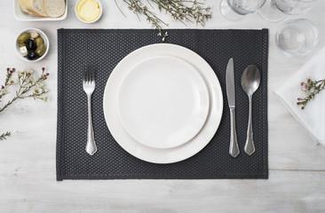 Diner setting