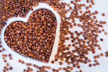 Heart Healthy Red Quinoa