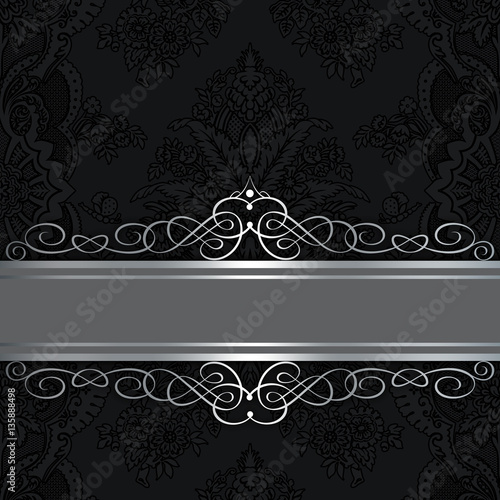 Elegant Border Black And White | www.imgkid.com - The ...