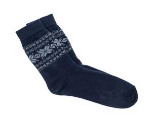socks isolated on white background