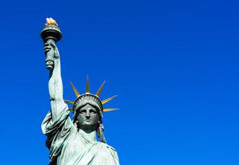 お台場 自由の女神像