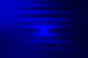 Blau schwarzer Hintergrund mit Streifen und Lichtstrahl in Trans
