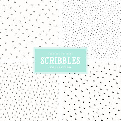 Scribbles Pattern Collection