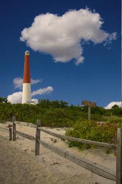 Long Beach Island New Jersey Light house