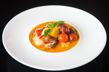 Thai Roasted Duck Curry