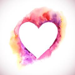 Heart-Pink-Violet-frame