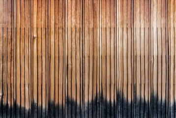 Old vertical wood texture background