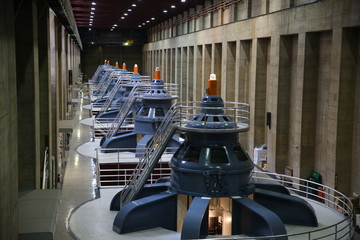 Hydroelectric Turbines