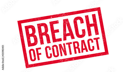 effects of breach of contract 4 effects of group apology and reparation after breach of psychological contract apology and forgiveness research is a growing field however, the bulk of this research.